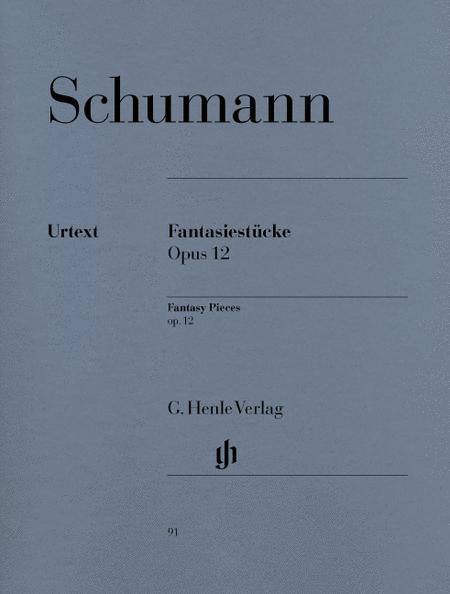 Fantasy Pieces Op. 12 (with Appendix:WoO 28)
