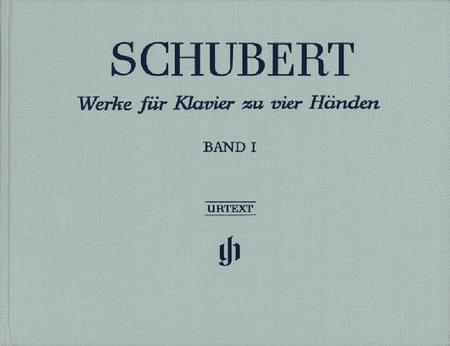 Werke fur Klavier zu vier Handen - Band I