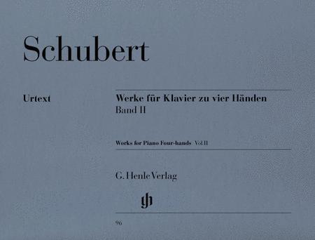 Werke fur Klavier zu vier Handen - Band II