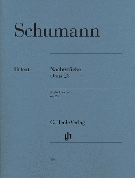Nachtstucke, Op. 23 (Night Pieces)