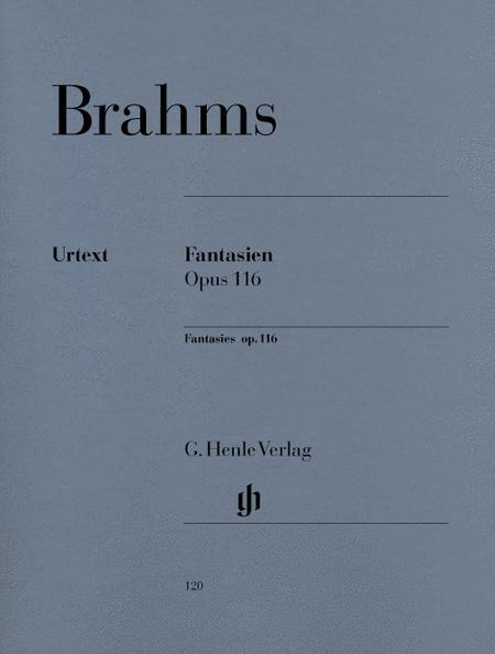 Fantasies op. 116/1-7