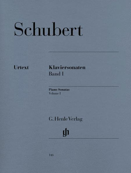 Piano Sonatas, Volume I
