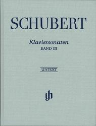 Piano Sonatas - Volume III (Early and Unfinished Sonatas)