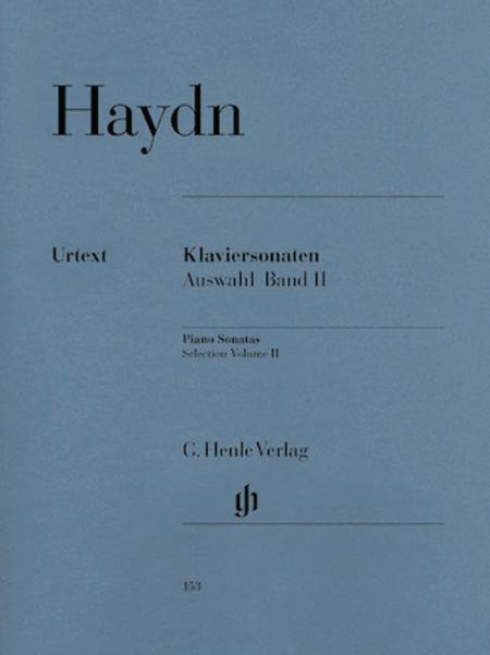 Selected Piano Sonatas - Volume II