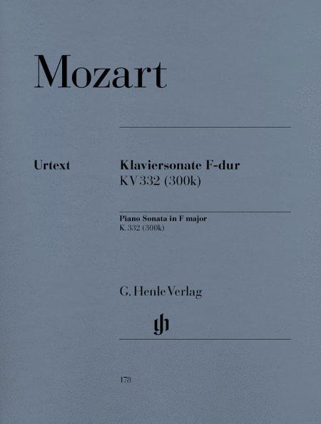 Piano Sonata in F Major K332 (300k)