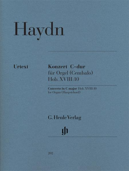 Concerto for Organ (Harpsichord) with String Instruments C Major Hob.XVIII:10