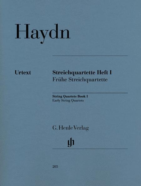 String Quartets (Early String Quartets) Vol. 1