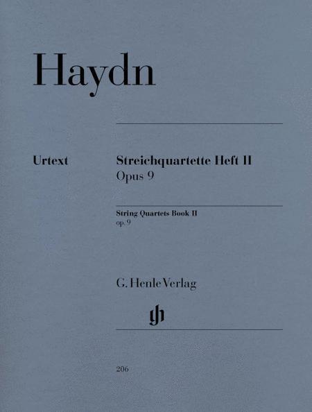 String Quartets op. 9 Vol. 2