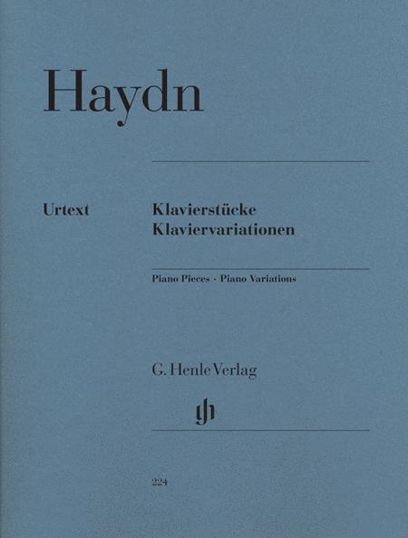 Piano Pieces - Piano Variations