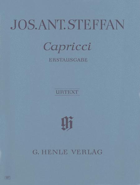5 Capricci (First Edition)