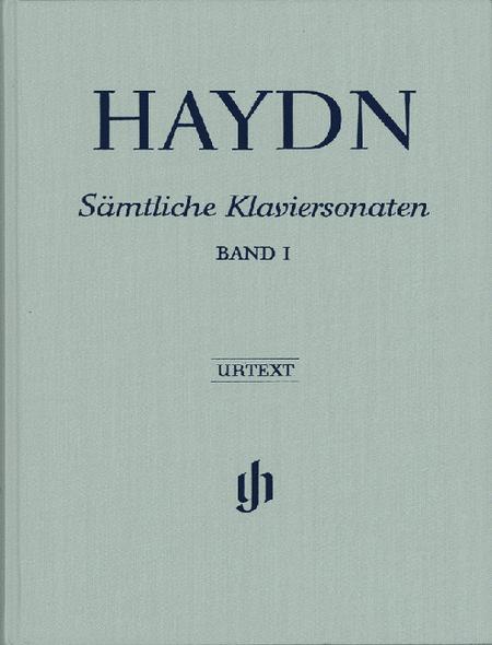 Complete Piano Sonatas - Volume I