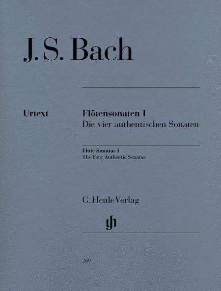 Flute Sonatas, Volume I (The four authentic Sonatas)