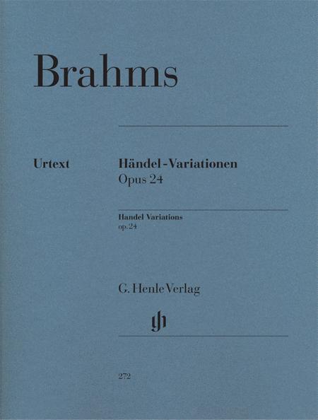 Handel Variations