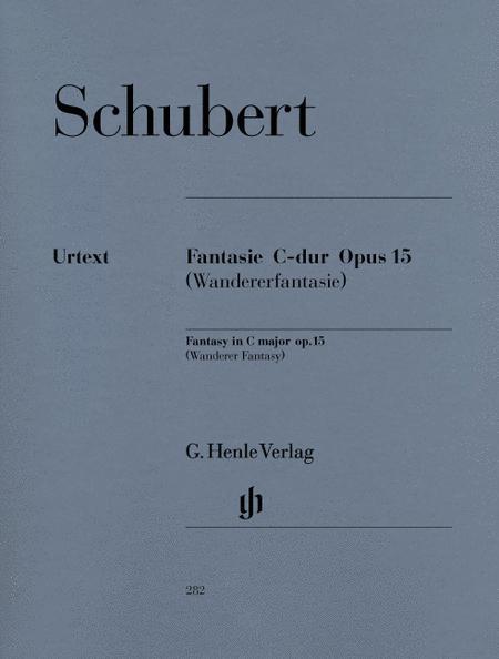 Fantasy C major op. 15 D 760