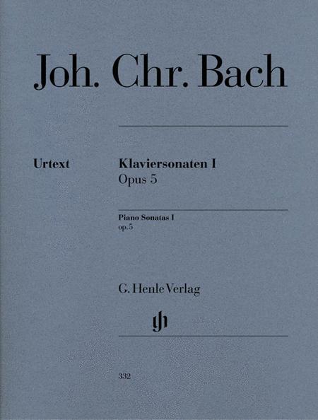Piano Sonatas op. 5 Vol. 1