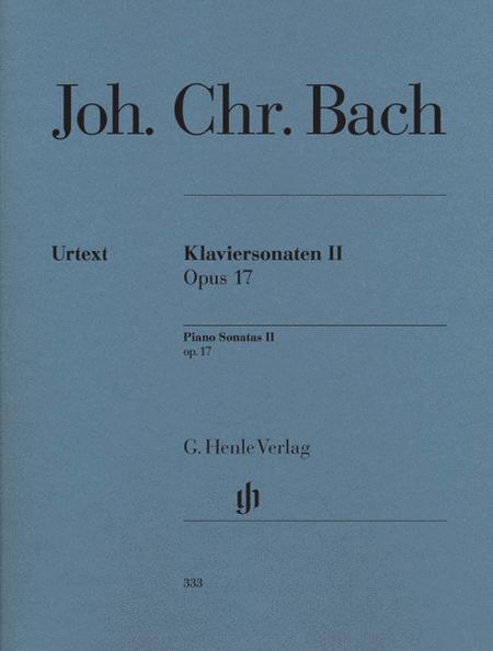 Piano Sonatas op. 17 Vol. 2