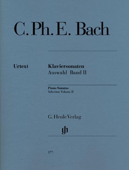 Piano Sonatas, Selection Vol. 2