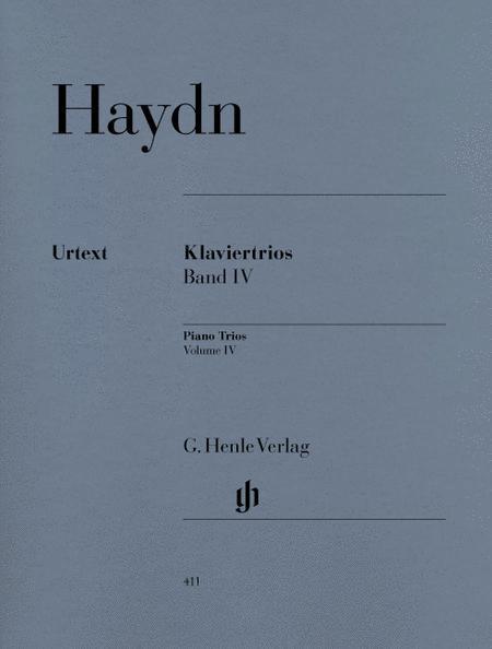 Piano Trios - Volume IV
