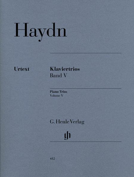 Piano Trios - Volume V