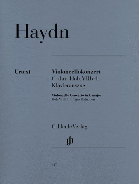 Concerto for Violoncello and Orchestra C major Hob. VIIb: 1