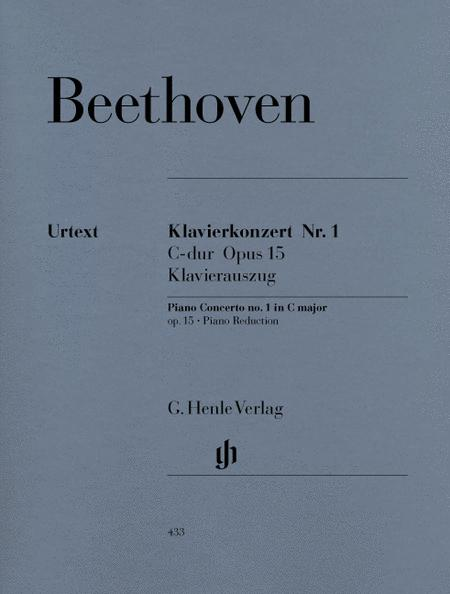 Concerto for Piano and Orchestra C Major Op. 15, No. 1