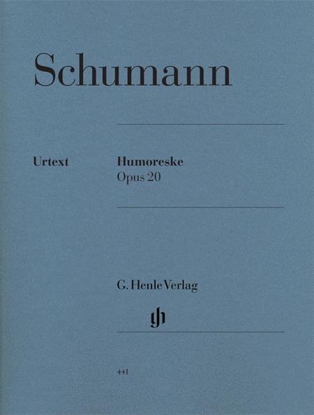 Humoresque B flat major op. 20