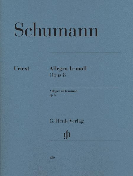 Allegro in B minor Op. 8