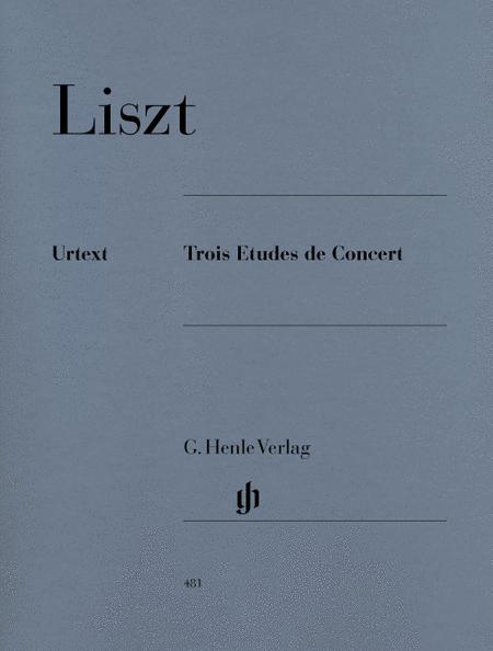 Trois etudes de concert