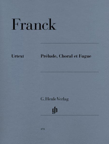 Prelude, Choral et Fugue