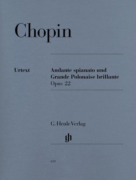 Grande Polonaise Brillante E flat major op. 22
