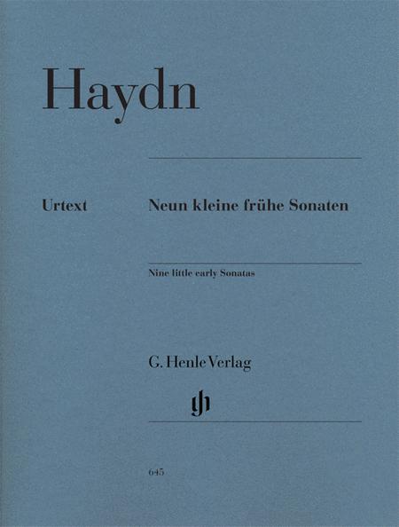 9 Little Early Sonatas