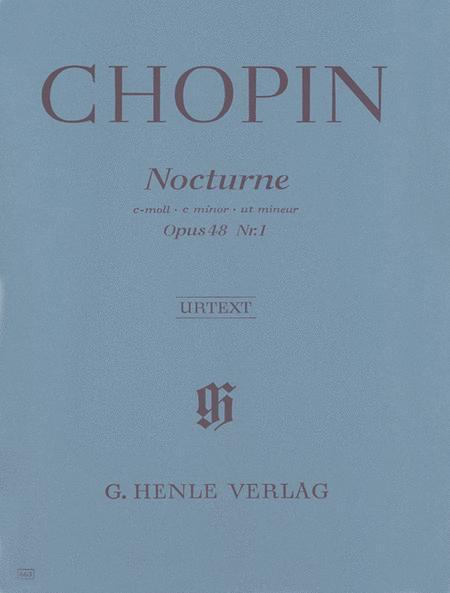 Nocturne c minor op. 48/1