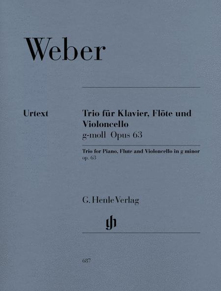 Trio in G minor Op. 63