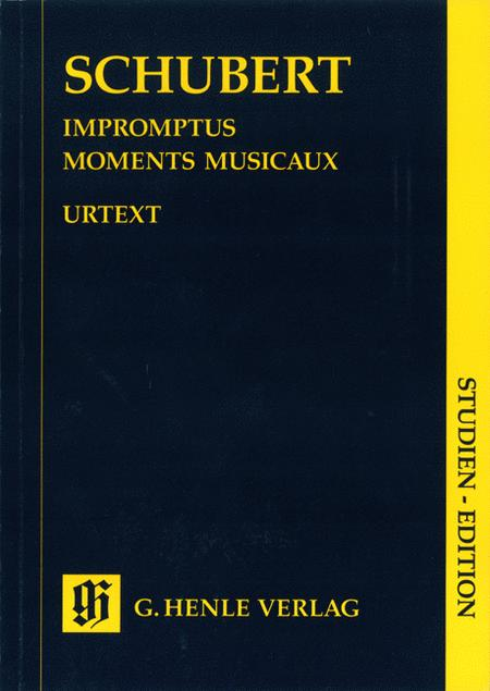 Impromptus and Moments Musicaux