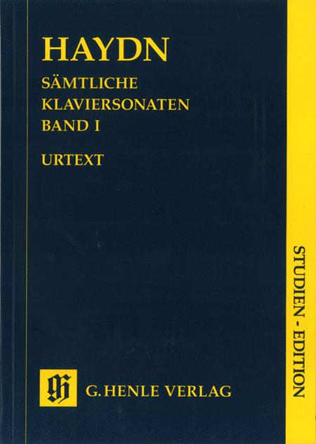 Haydn: Complete Piano Sonatas, volume I