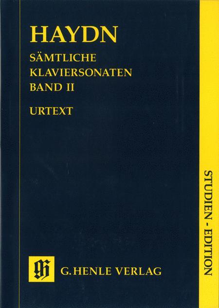 Haydn: Complete Piano Sonatas, Volume II