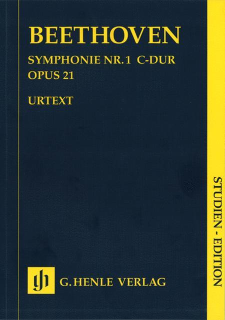Symphony C Major Op. 21, No. 1