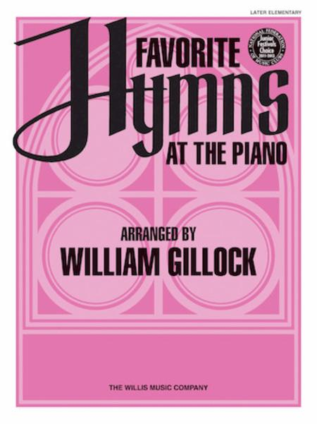 Favorite Hymns at the Piano