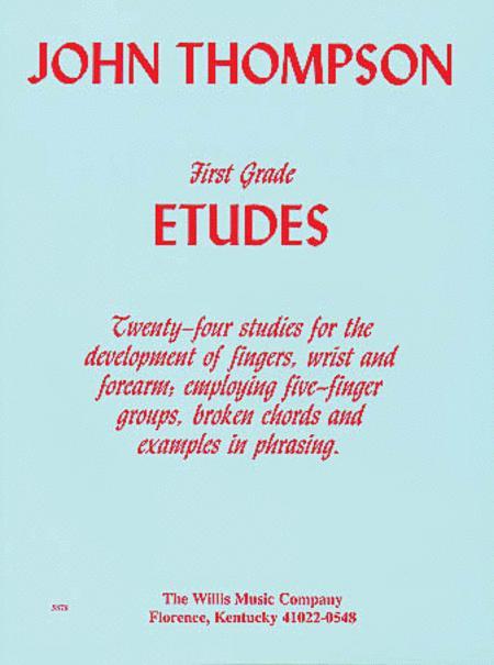 First Grade Etudes