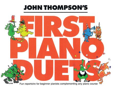 John Thompson's First Piano Duets