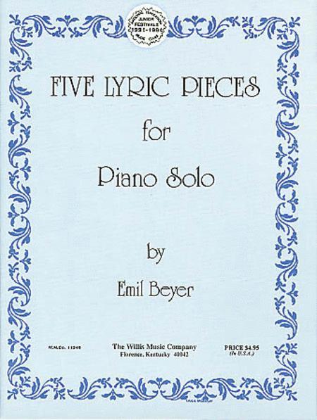 Five Lyric Pieces