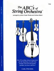 ABC's of String Orchestra (Viola)