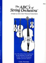 ABC's of String Orchestra (String Bass)