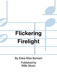 Flickering Firelight