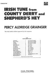 Irish Tune From County Derry and Shepherd's Hey