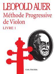 Methode Progressive de Violon, I
