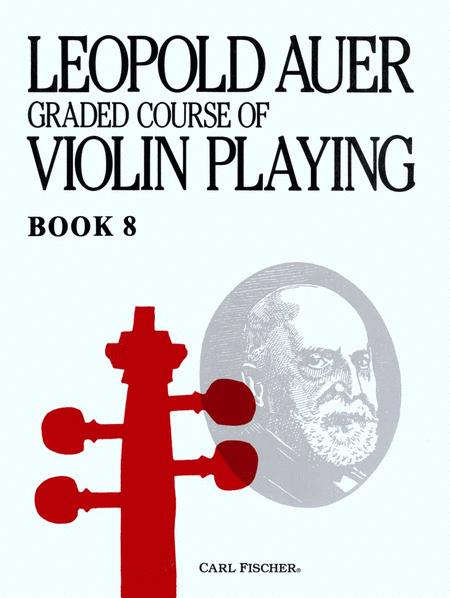 Graded Course of Violin Playing