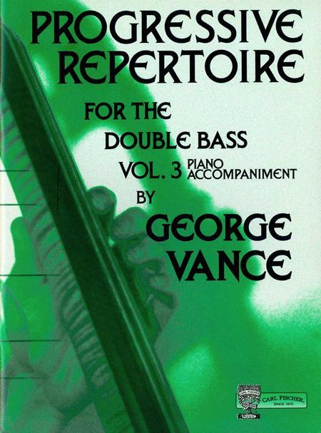 Progressive Repertoire
