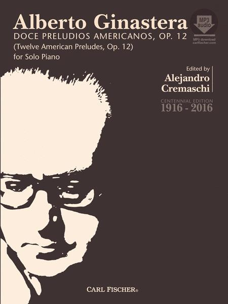 12 American Preludes -'Doce Preludios Americanos'