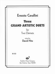 Three Grand Artistic Duets